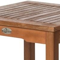 Zahradní stolek  HOLSTEIN eukalyptus 3