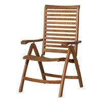 Polohovací židle HOLSTEIN eukalyptus 1