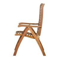 Polohovací židle HOLSTEIN eukalyptus 4