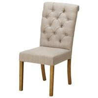 Jedálenská stolička HUGO  sivá 1