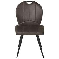 Jídelní židle INGO tmavě šedá 3