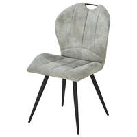 Jídelní židle INGO šedá 1