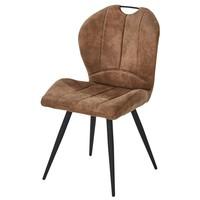 Jídelní židle INGO hnědá 1