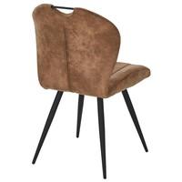 Jídelní židle INGO hnědá 4