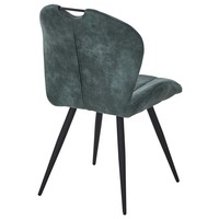 Jídelní židle INGO tyrkysová 5
