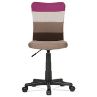 Otočná stolička IRWIN mix barev fialová 4