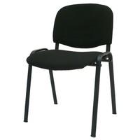 Konferenční židle ISO černá 1