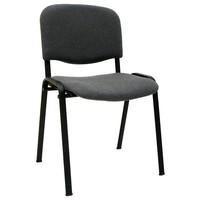 Konferenční židle ISO šedá 2
