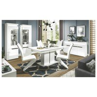 Jídelní stůl IVONA bílá 2