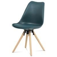 Jídelní židle JASMINA petrolejová 1