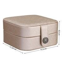 Cestovní šperkovnice JBC147 béžová 5