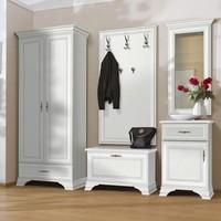 Zrcadlo KORDULA bílá 2