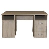 Písací stôl KUBA dub sanremo 1
