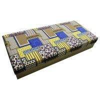 Válenda LARA dub sonoma/patchwork, 90x200 cm 1
