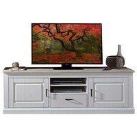 TV stolek LIMA 31 pinie/bílá 1
