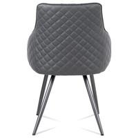 Jídelní židle LJUBA šedá 4
