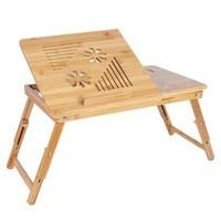 Stolek na laptop LLD002 bambus 4