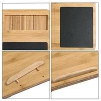 Stolek na notebook LLD008 bambus 5