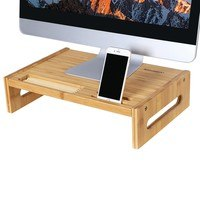 Stojan na monitor LLD211N bambus 5