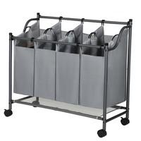 Koš na prádlo LSF005 šedá 1