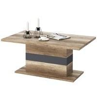 Konferenční stolek MADRAS dub canyon/antracitová 1