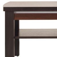 Konferenční stolek MALLORCA ořech tmavý 3