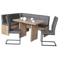 Stůl MERKUR dub wotan 2
