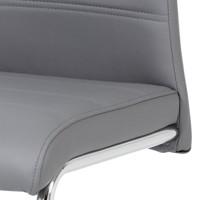 Jídelní židle MIA šedá 2