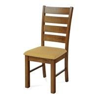 Jídelní židle MICHALA 1 ořech/písková 1