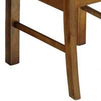 Jídelní židle MICHALA 1 ořech/písková 5