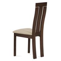 Jídelní židle MILENA ořech/magnolia 2