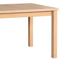 Jídelní stůl  MOLENA 1 dub sonoma 3