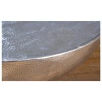 Konferenční stolek MOONA stříbrná 4