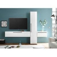 Obývací stěna NEW VISION 15 bílá 3