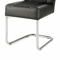 Jedálenská stolička NICKY čierna 2