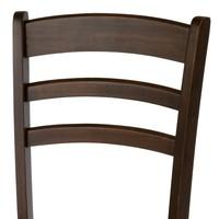 Jídelní židle NIKITA ořech 4