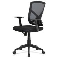 Kancelářská židle NORMAN černá 1