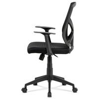 Kancelářská židle NORMAN černá 3