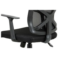 Kancelářská židle NORMAN černá 9