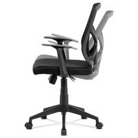 Kancelářská židle NORMAN černá 12
