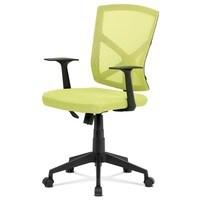 Kancelářská židle NORMAN zelená 1