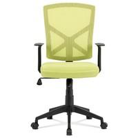 Kancelářská židle NORMAN zelená 2