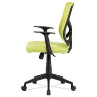 Kancelářská židle NORMAN zelená 3