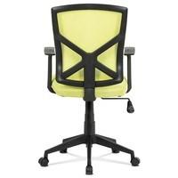 Kancelářská židle NORMAN zelená 5