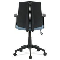 Kancelářská židle OLIVER modrá 5