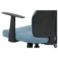 Kancelářská židle OLIVER modrá 9