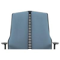 Kancelářská židle OLIVER modrá 10