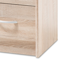 Noční stolek OPTIMUS 38-009 dub sonoma 5
