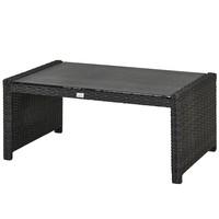 Konferenční stolek PADUA šedá 1