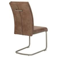 Jídelní židle PAULA hnědá 2